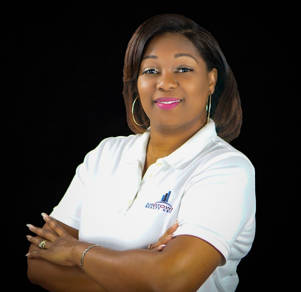 Titecia Caldwell, License Realtor